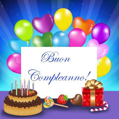 Molto Buon Compleanno! | Orchidofili Italia JU12